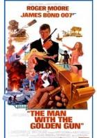 James Bond 007 The Man With The Golden Gun 1974  Moore