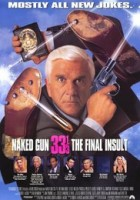 Naked Gun 33 1/3: The Final Insult greek subs