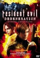 Resident Evil: Degeneration greek subs