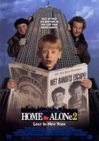 Home Alone 2: Lost in New York greek subs