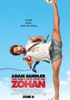 You Don't Mess with the Zohan greek subs