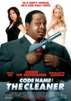 Code Name The Cleaner by amela